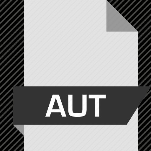 aut, extension, page icon