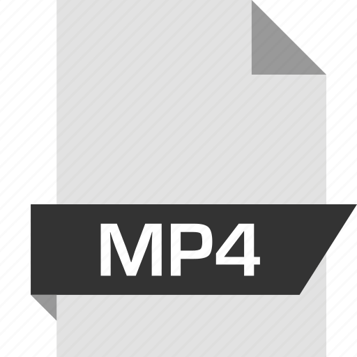 File, mp4, music, page icon - Download on Iconfinder