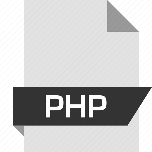 extension, file, page, php icon