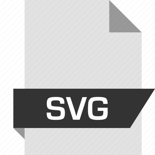 extension, file, svg file icon