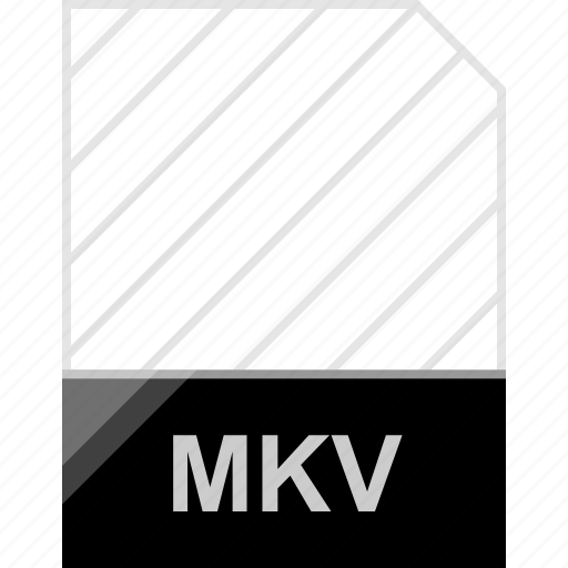 extension, file, mkv, page icon