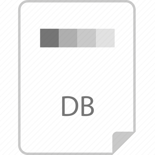 db, extension, page icon