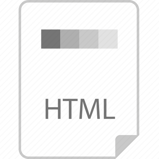 extension, html, page icon