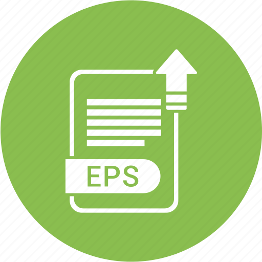 document, eps, extension, folder, format, paper icon