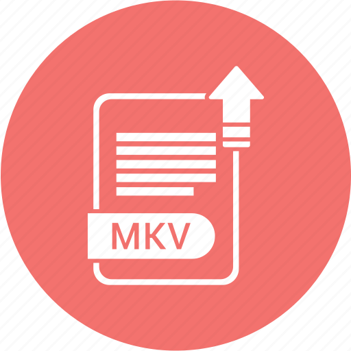 extensiom, file, file format, mkv icon