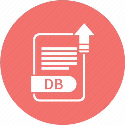 Db, extensiom, file, file format icon - Download on Iconfinder