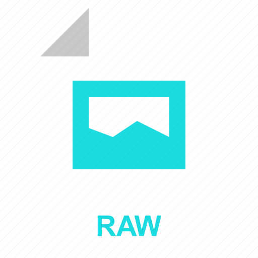 extention, file, format, manager, raw, system, typefile icon