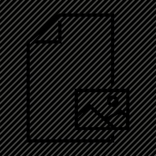 file, image, media, photo, picture icon