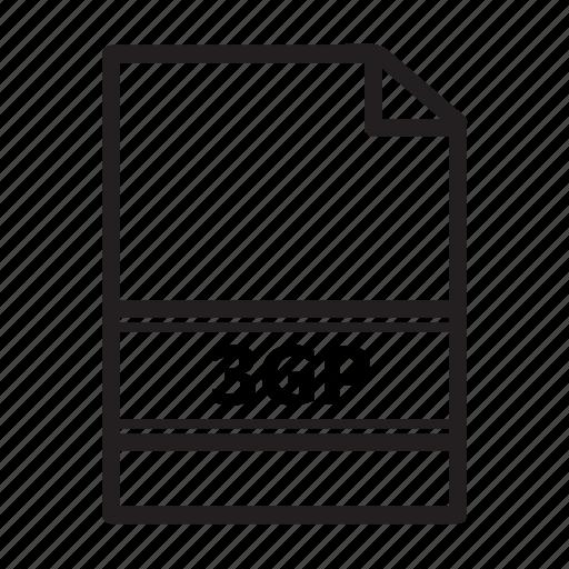 file, music, player, sound, video icon