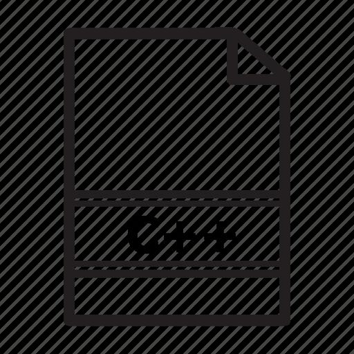 computer, cplus, program, programming icon