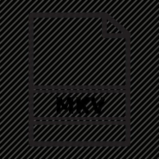 hd, media, mkv, play, sound, video icon