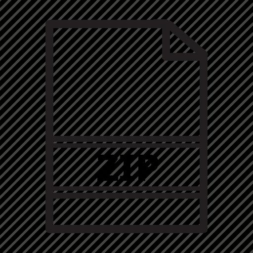all, data, file, rar, type, zip icon