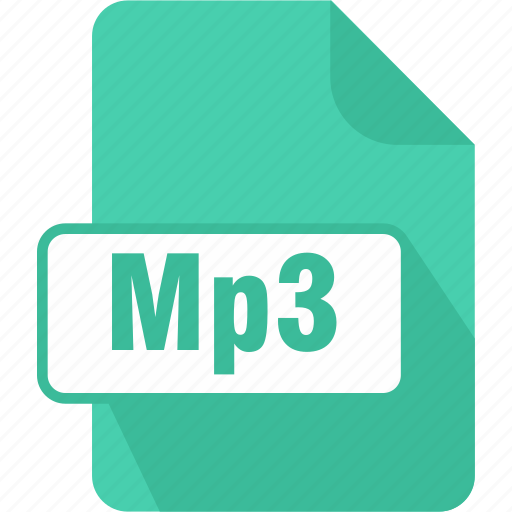 audio, document, documents, extension, mp3, mp3 audio file, music icon