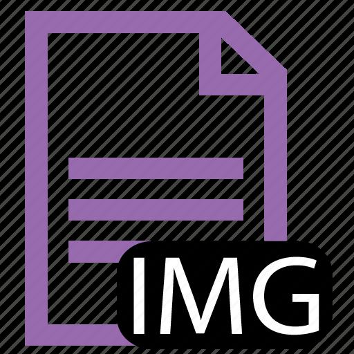 file, img, type icon