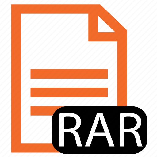 file, rar, type icon
