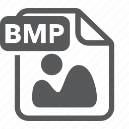 bmp, document, extension, file, format, image, type icon