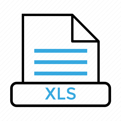 File, format, xls icon - Download on Iconfinder