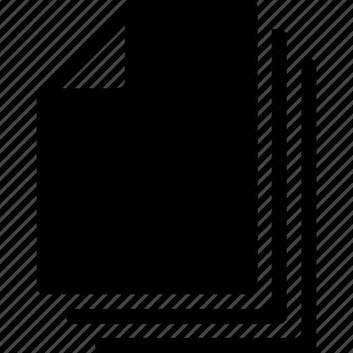 data, document, files, folder, format icon