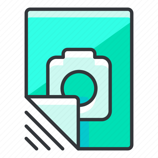 camera, file, files, photo, photography icon