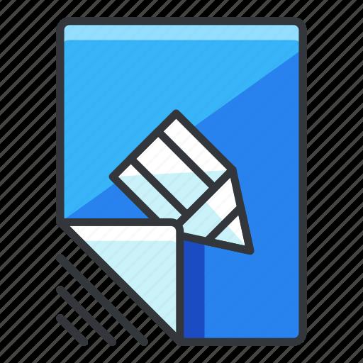 document, edit, file, files, pencil icon