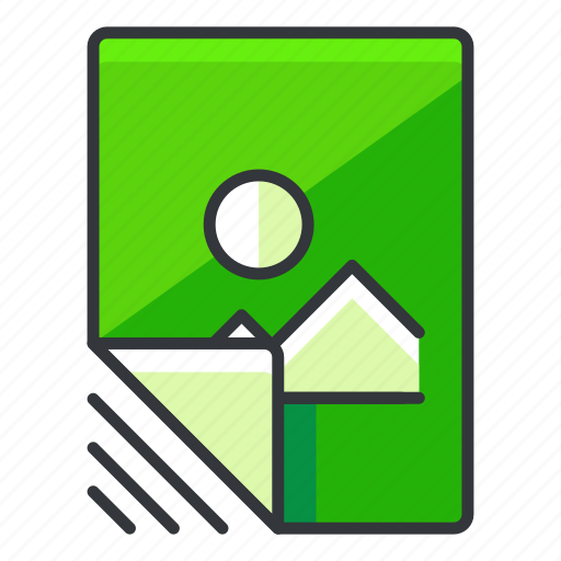 file, files, image, media, multimedia icon