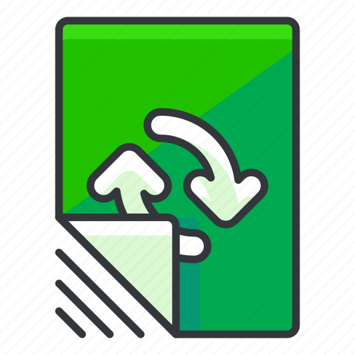 arrow, arrows, document, file, files, refresh icon