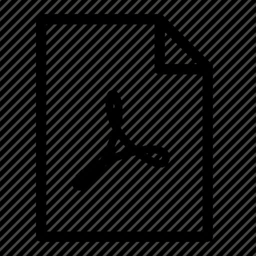 file, files, pdf, pdf file icon