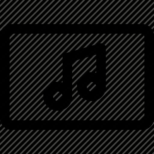audio file, mp3, mp3 file, music, record, song icon