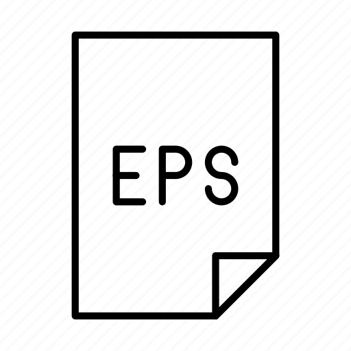 document, extension, file, format, illustrator, paper icon