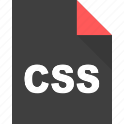 css, document, file, format, page, paper icon