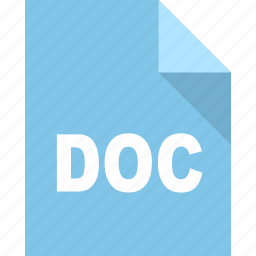 doc, document, file, format, page, paper icon