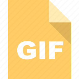 document, file, format, gif, page, paper icon