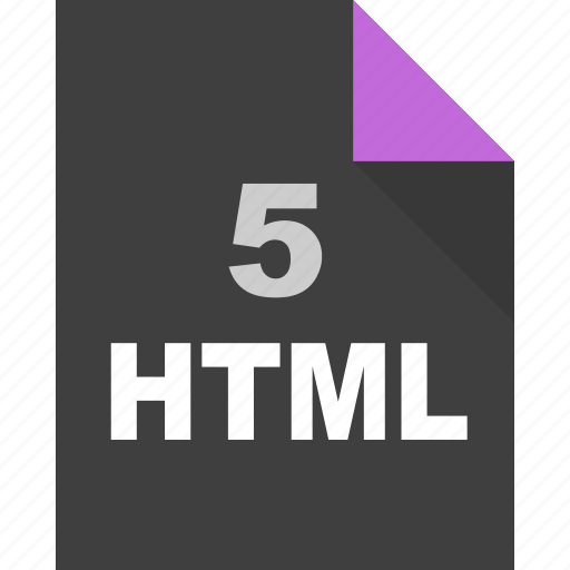 document, file, html, page, paper icon