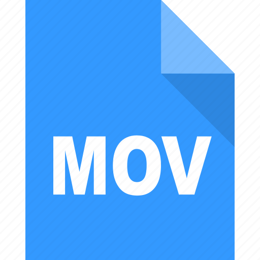 document, file, format, mov, page, paper icon