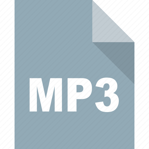 document, file, format, mp3, page, paper icon