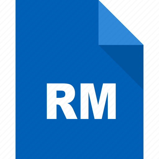 document, file, format, page, paper, rm icon