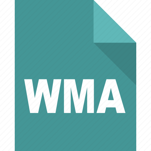document, file, format, page, paper, wma icon