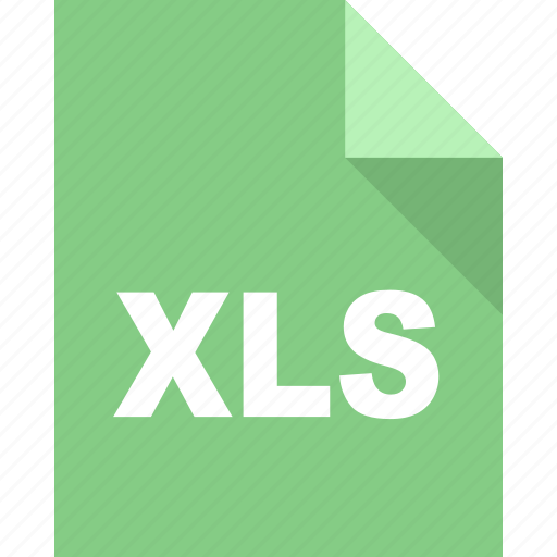 document, file, format, page, paper, xls icon