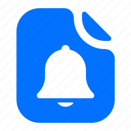 alert, file, format, notification icon