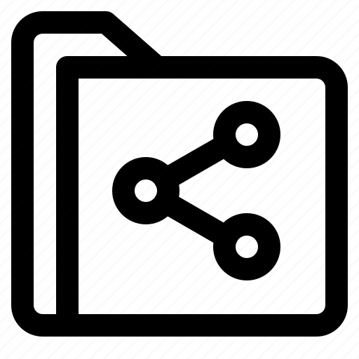 Document, file, folder, format, share icon - Download on Iconfinder