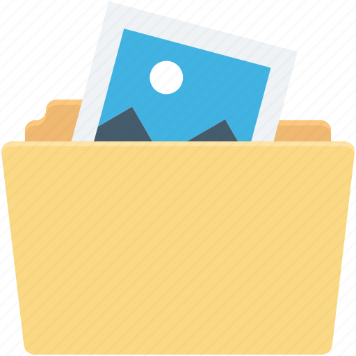 file, image extension, image file, images folder, picture folder icon