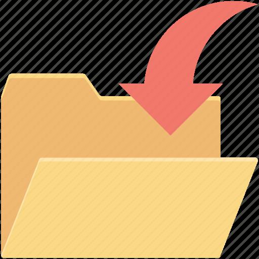 copy, copy to folder, data storage, downloading, guardar, save icon