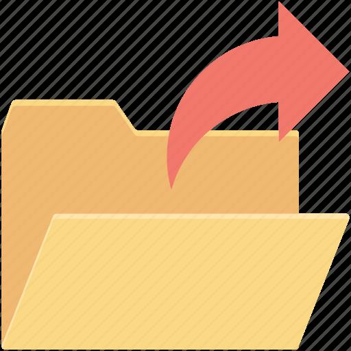 data copy, data transfer, data upload, file, upload icon
