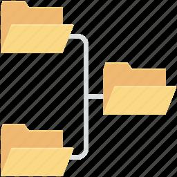 archives, folder exchanging, folder transferring, folders, share folder icon