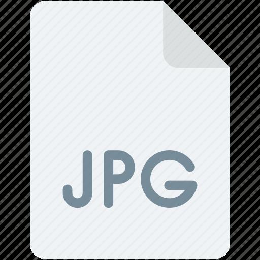file format, jpg extension, jpg file, jpg image, web image icon