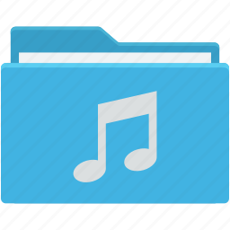 entertainment, music, music file, songs file, songs folder icon