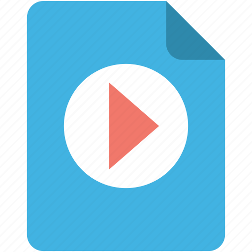 movie clip, movie collection, movie file, video clip, video file icon