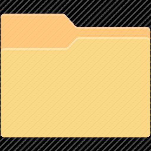 documents, empty folder, file, folder file, open folder icon