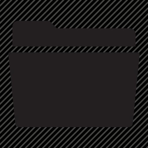 files, folders, insert, new, open icon