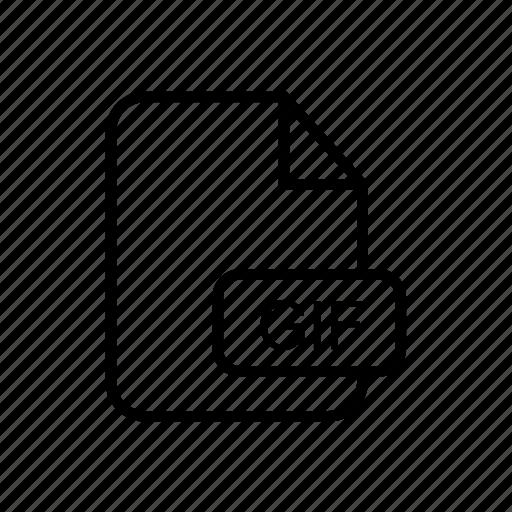 animated file, file, file gif, gif, gif file, gif icon icon
